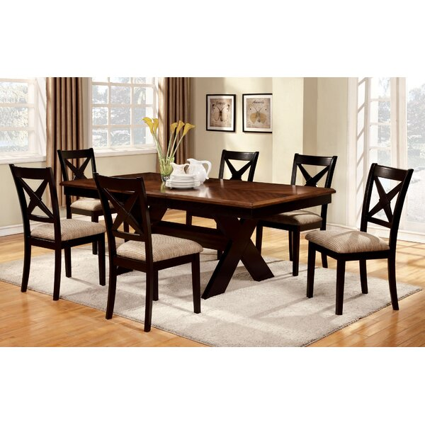 Argoyle 7 Piece Extendable Dining Set by Hokku Designs