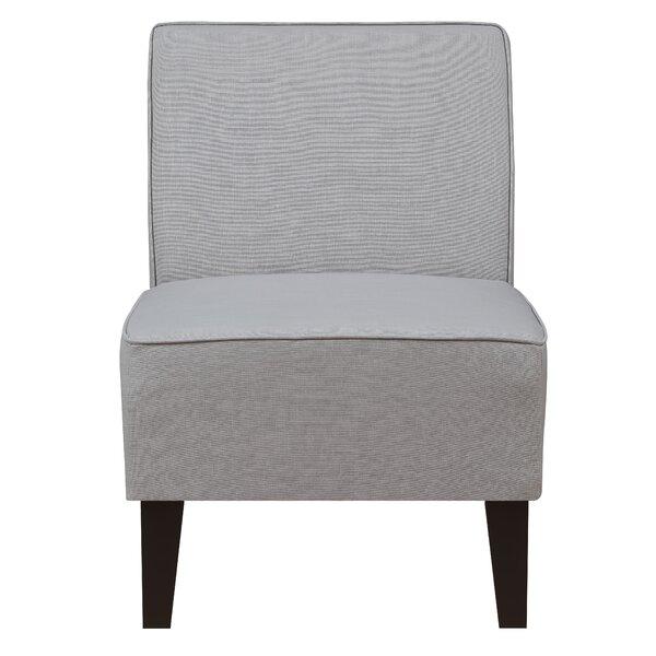 Stonebraker Essential Slipper Chair by Ebern Designs