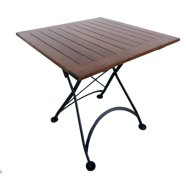 French Café Folding Dining Table by Furniture Designhouse