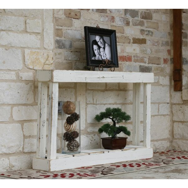 Mena Console Table by Gracie Oaks
