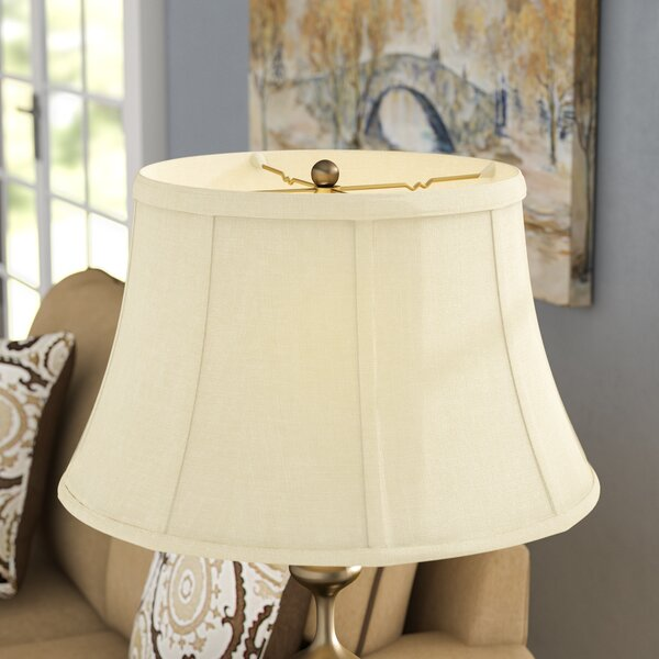 19 Silk Shantung Bell Lamp Shade By Darby Home Co.