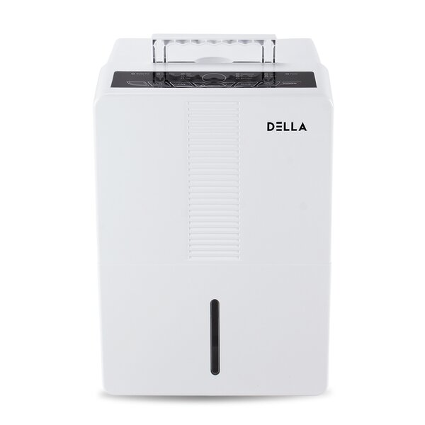 Portable Compact Mini Dehumidifier by Della