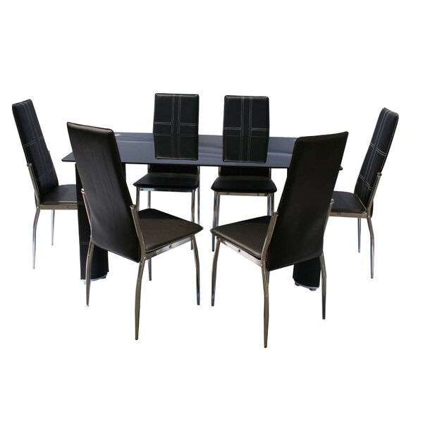 Terrance Dining Table by Orren Ellis Orren Ellis