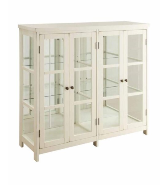 Birchwood 4 Door Accent Cabinet by Charlton Home