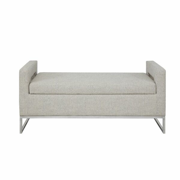 Mannion-King Upholstered Storage Bench by Orren Ellis