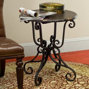Taylor End Table by Safavi..