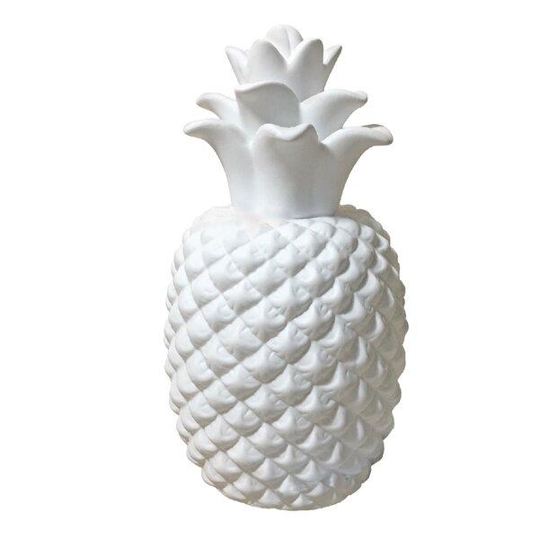 Porcelain Pineapple Night Light by Streamline