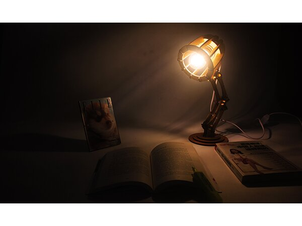 Marla DIY Desk Lamp by Williston Forge