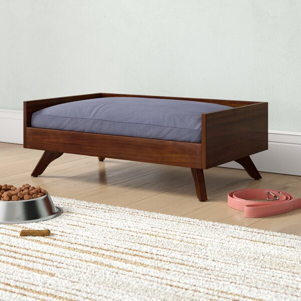 Darren Wood Dog Bed by Archie & Oscar