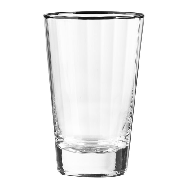 Dominion Highball Glass (Set of 4) by Qualia Glass
