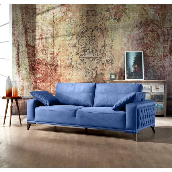 Frint and Walt Convertible Sofa by Corrigan Studio