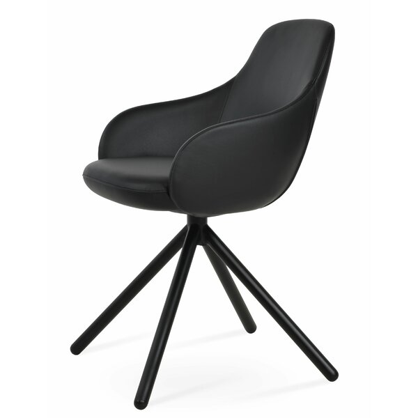 Gazel Arm Stick Dining Chair By SohoConcept