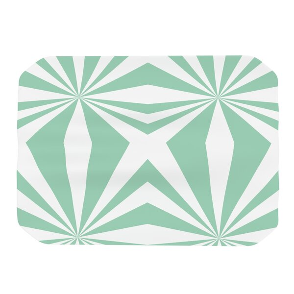 Starburst Placemat by KESS InHouse