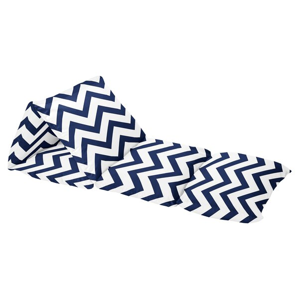 Chevron Floor Pillow Lounger Cover by Sweet Jojo Designs