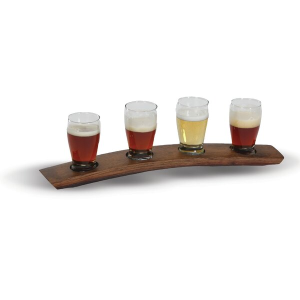 Umeizu Beer Taster Flight Pint Glasses by Loon Peak