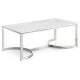 Mercedes Sled Coffee Table by Everly Quinn