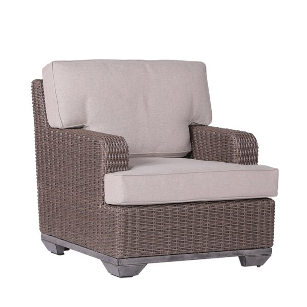 Vicki Club Chair with Cushion by Latitude Run