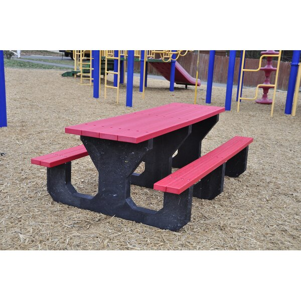 Youth Picnic Table by Frog Furnishings Frog Furnishings