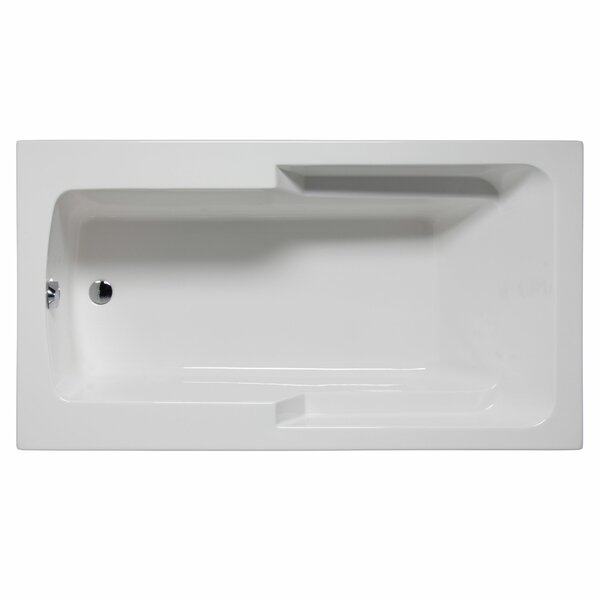 Coronado 60 x 32 Air Jet Bathtub by Malibu Home Inc.