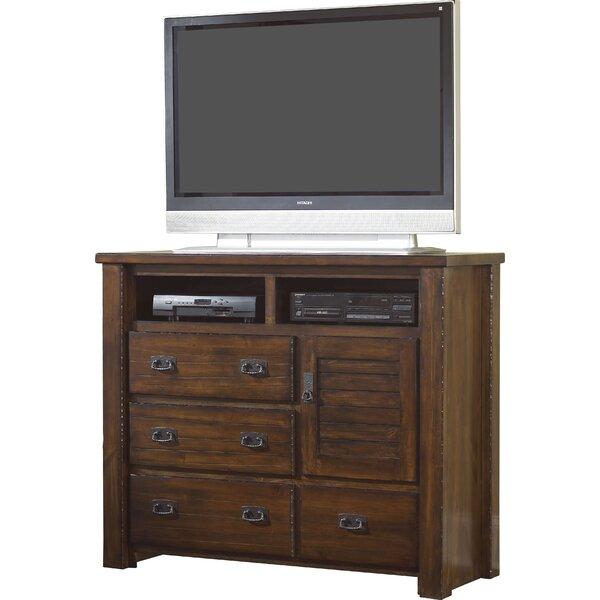 Review Tourmalet 4 Drawer Combo Dresser