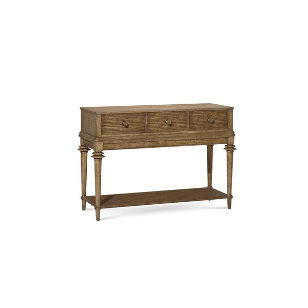 Akdeniz Console Table by Bay Isle Home