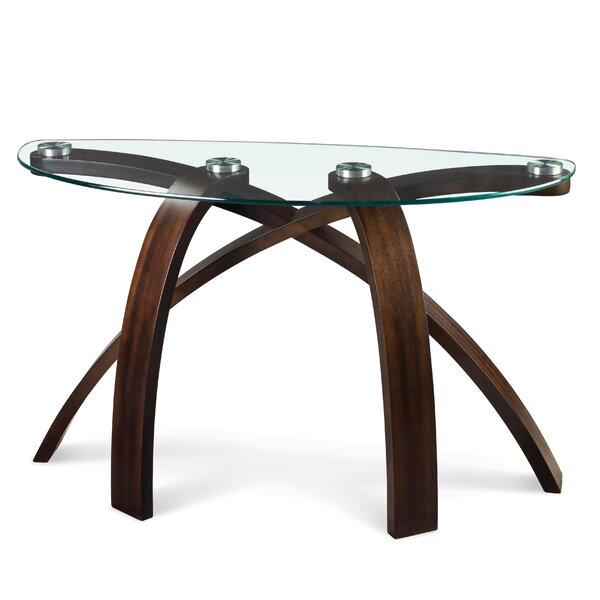 Fairborn Console Table by Wade Logan Wade Logan