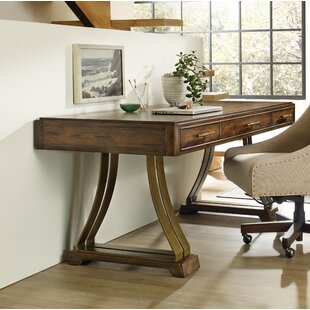 Big Sur Solid Wood Writing Desk
