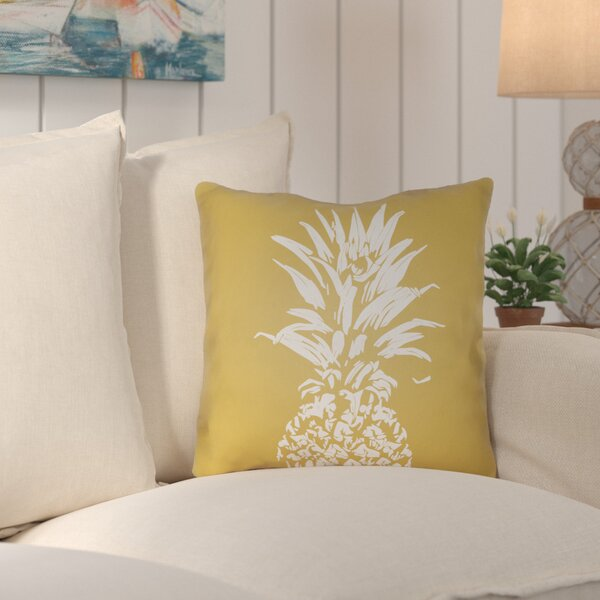 Jazmine Outdoor Throw Pillow by Beachcrest Home