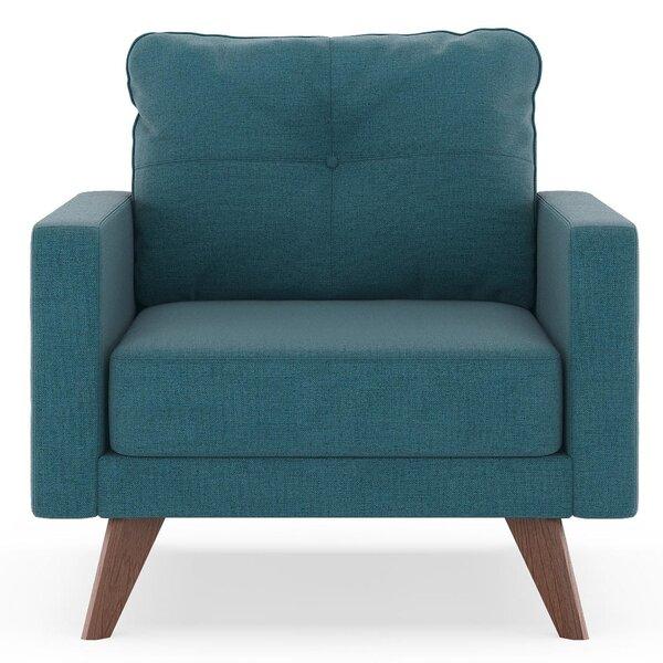 Coyer Armchair by Corrigan Studio
