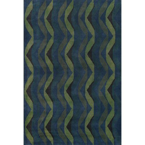 Aurigae Wool Rug by Ebern Designs