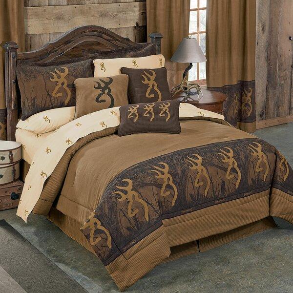 Buckmark Comforter Set by Browning