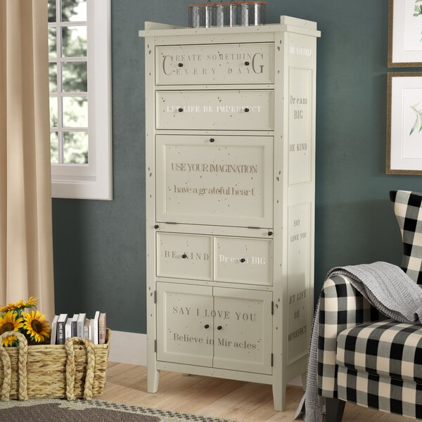 Luna Armoire by August Grove