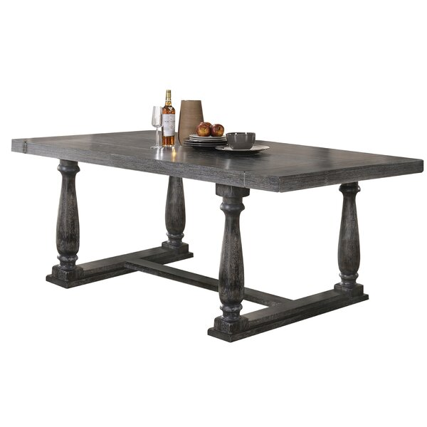Grunwald Dining Table by Gracie Oaks Gracie Oaks