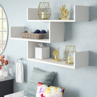 Affordable Price Mckenny Modern Wall Shelf By Ivy Bronx