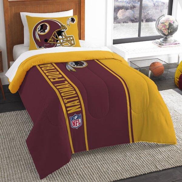NFL Comforter Set by Northwest Co.