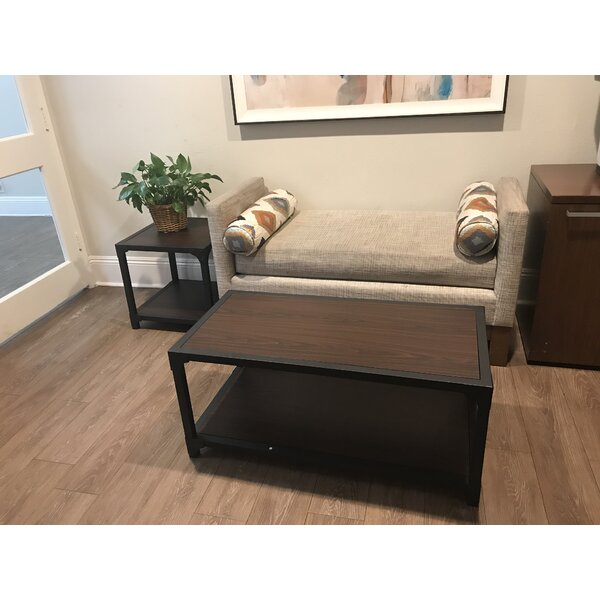 Reviews Lundin 2 Piece Coffee Table Set by 17 Stories