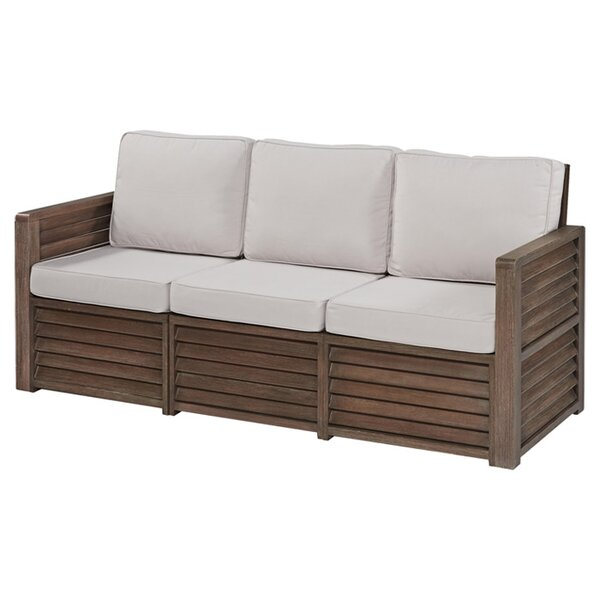 Rodney Sofa with Cushions by Longshore Tides