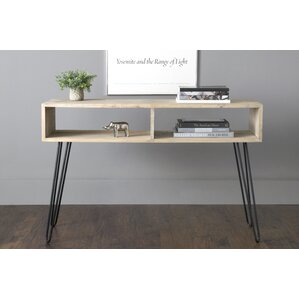 Maddock Console Table by Laurel Foundry Mode..