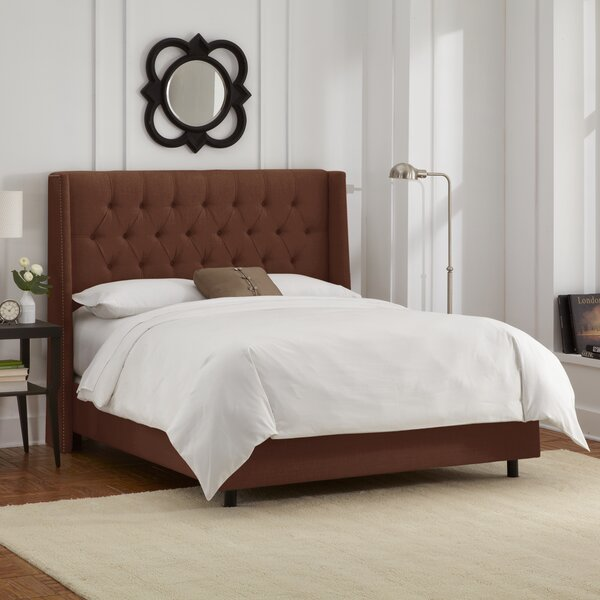 Acamar Upholstered Standard Bed by Willa Arlo Interiors