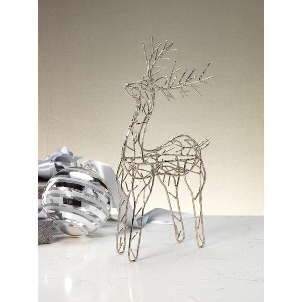 Reindeer Figurine or Collectible by Red Barrel Studio
