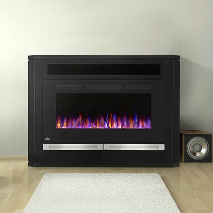 Alanis Electric Fireplace by Napoleon