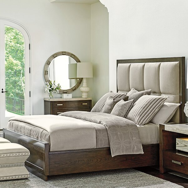 Laurel Canyon Upholstered Standard Bed by Lexington