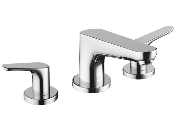 Focus Two Handle Deck Mount Roman Tub Faucet by Hansgrohe