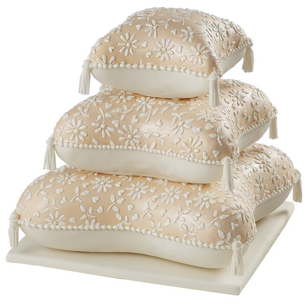 3 Piece Pillow Performance Pan Set by Wilton