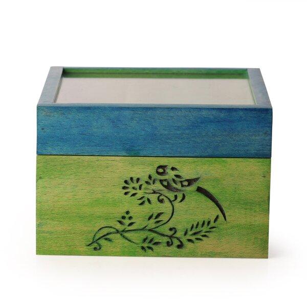 Wooden Tea Box by ExclusiveLane