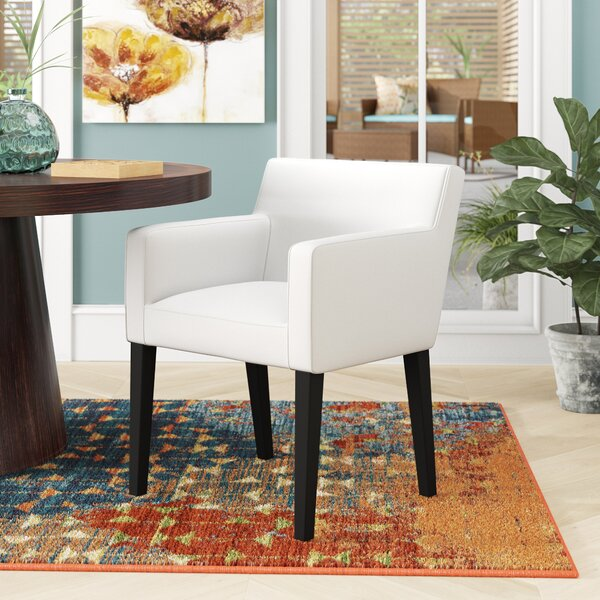 Ambrosino Upholstered Dining Chair by Latitude Run