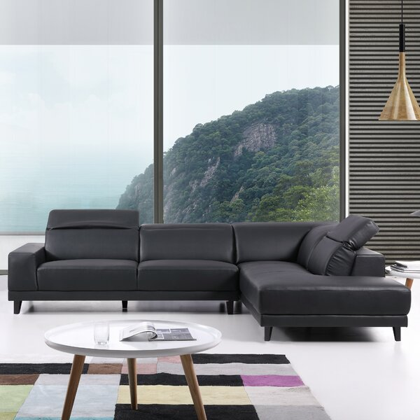 Antonelli Sectional by Orren Ellis