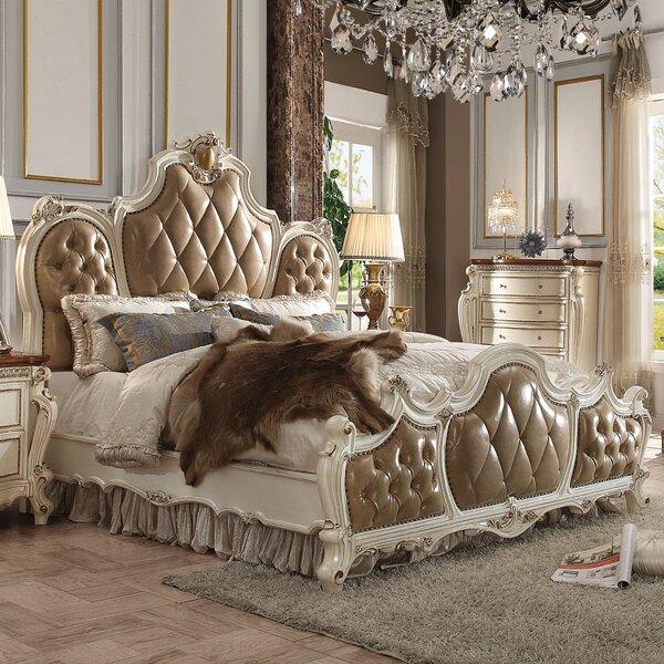 Linden Boulevard Upholstered Standard Bed by Astoria Grand Astoria Grand