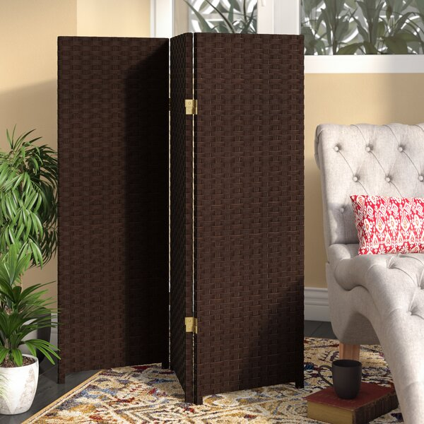 Clements 3 Panel Room Divider by World Menagerie