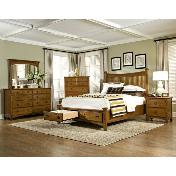 Pasilla Platform Configurable Bedroom Set by Imagio Home by Intercon